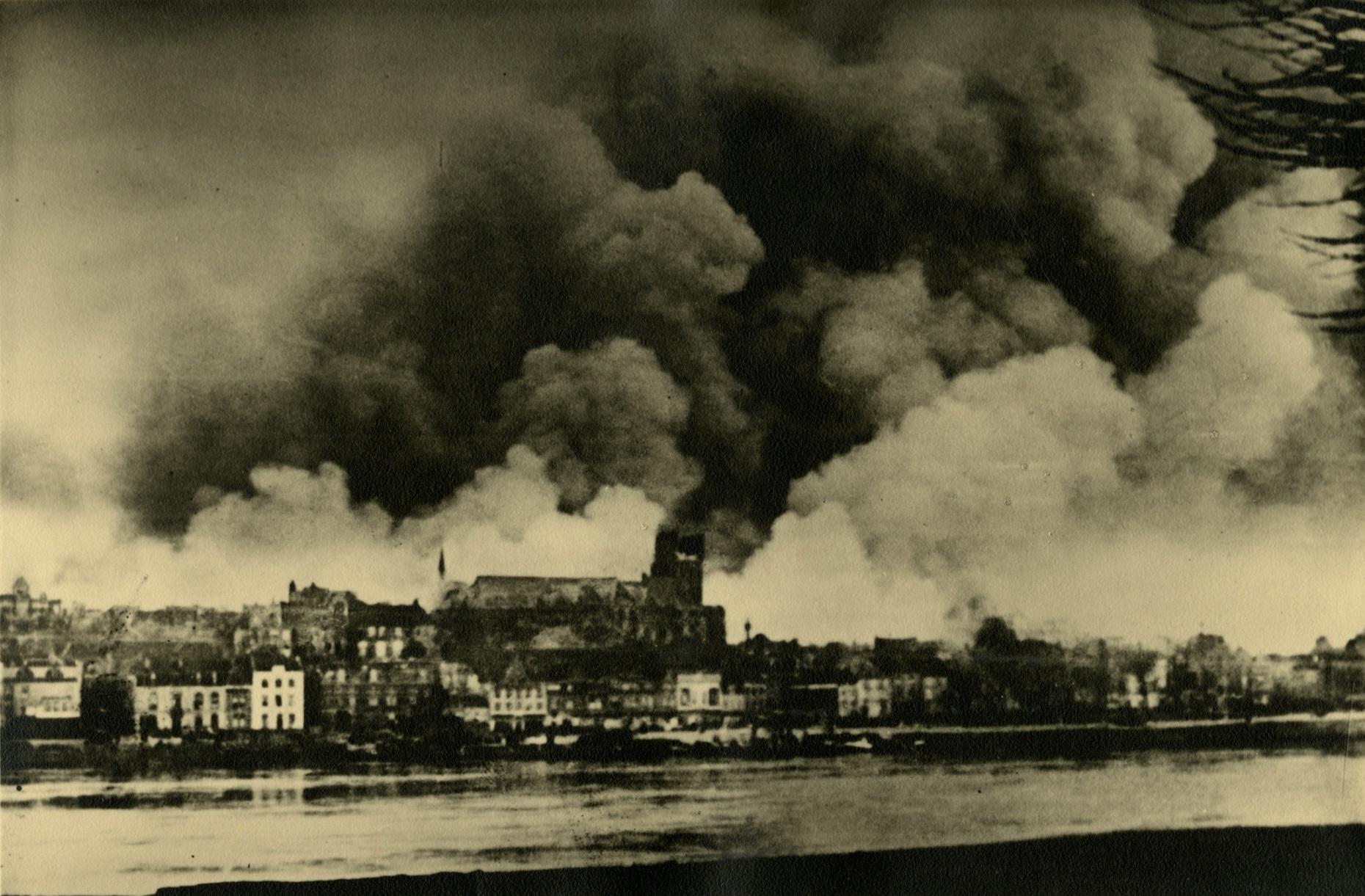 Bombardement 22 februari 1944 – interview met overlevende Addy Hendriks