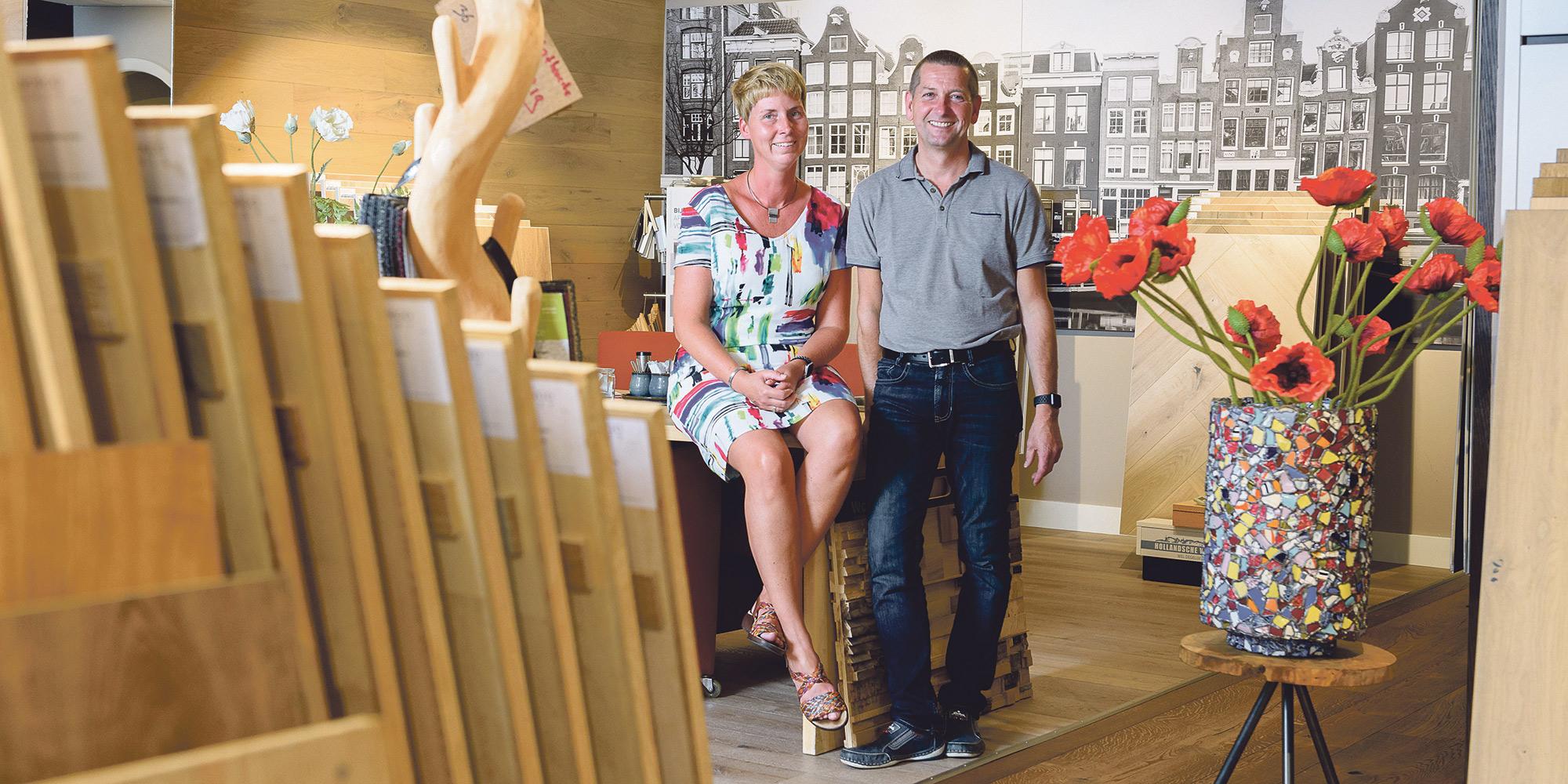 Het Parkethuis: Jouw huis voor vloeren en traprenovaties