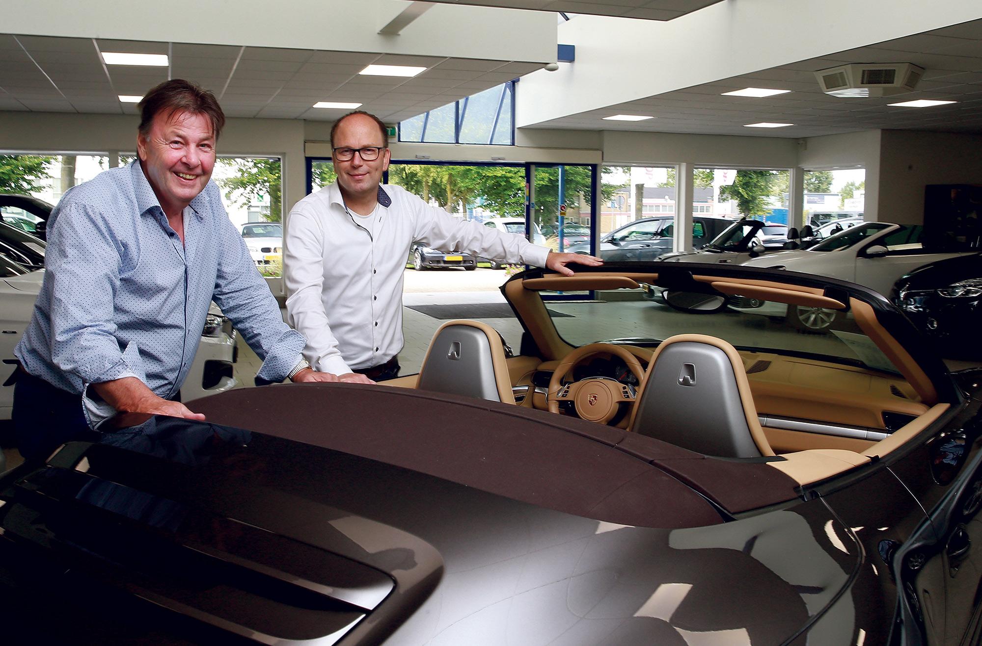 Hans Dekker Automobielen: 'Laagdrempelig,betrokken en persoonlijk'