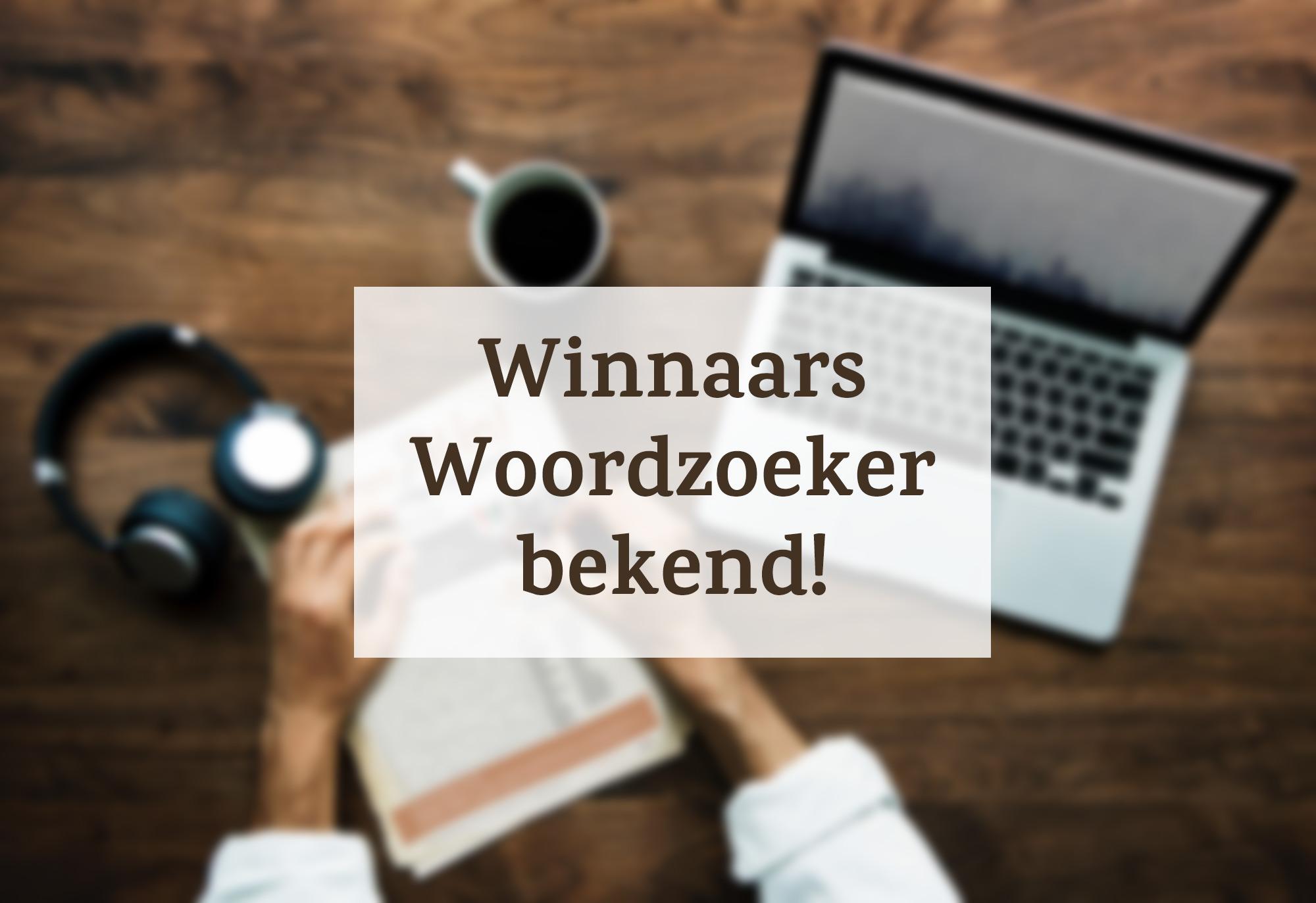 Winnaars woordzoeker Hallo! Nijmegen november 2019 editie bekend