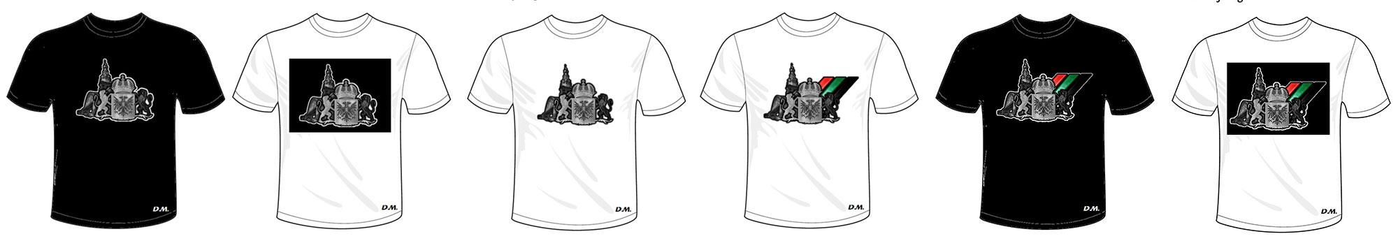 Winnaar Nijmegen Shirt ontwerp bekend