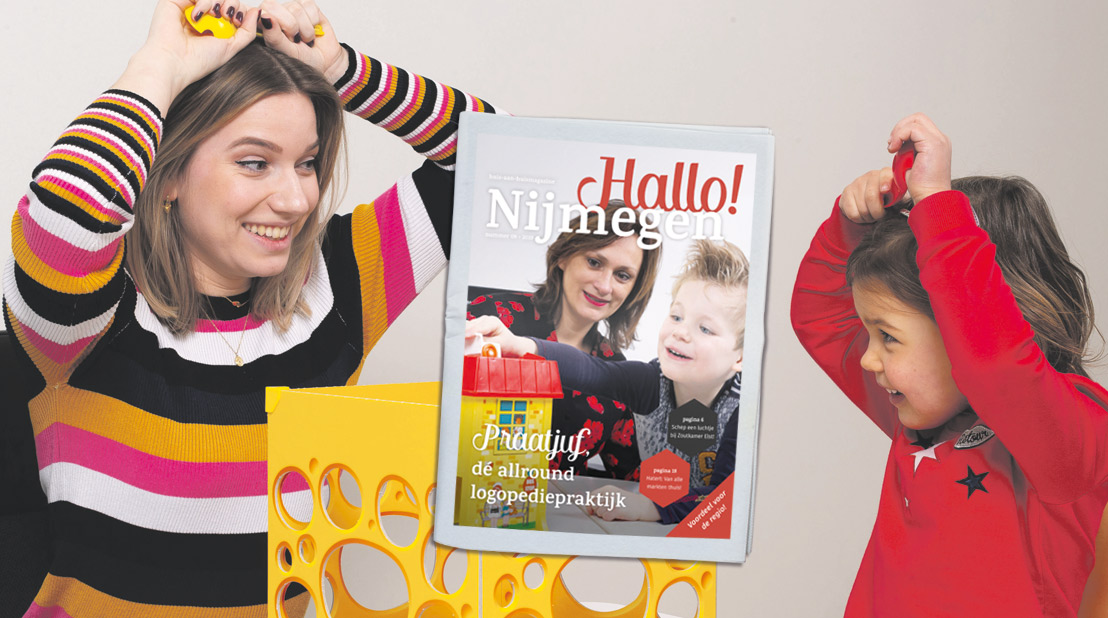 De november editie van Hallo! Nijmegen is uit!