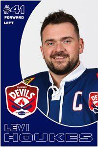 Spiense bij: Levi Houkes Select4U Devils