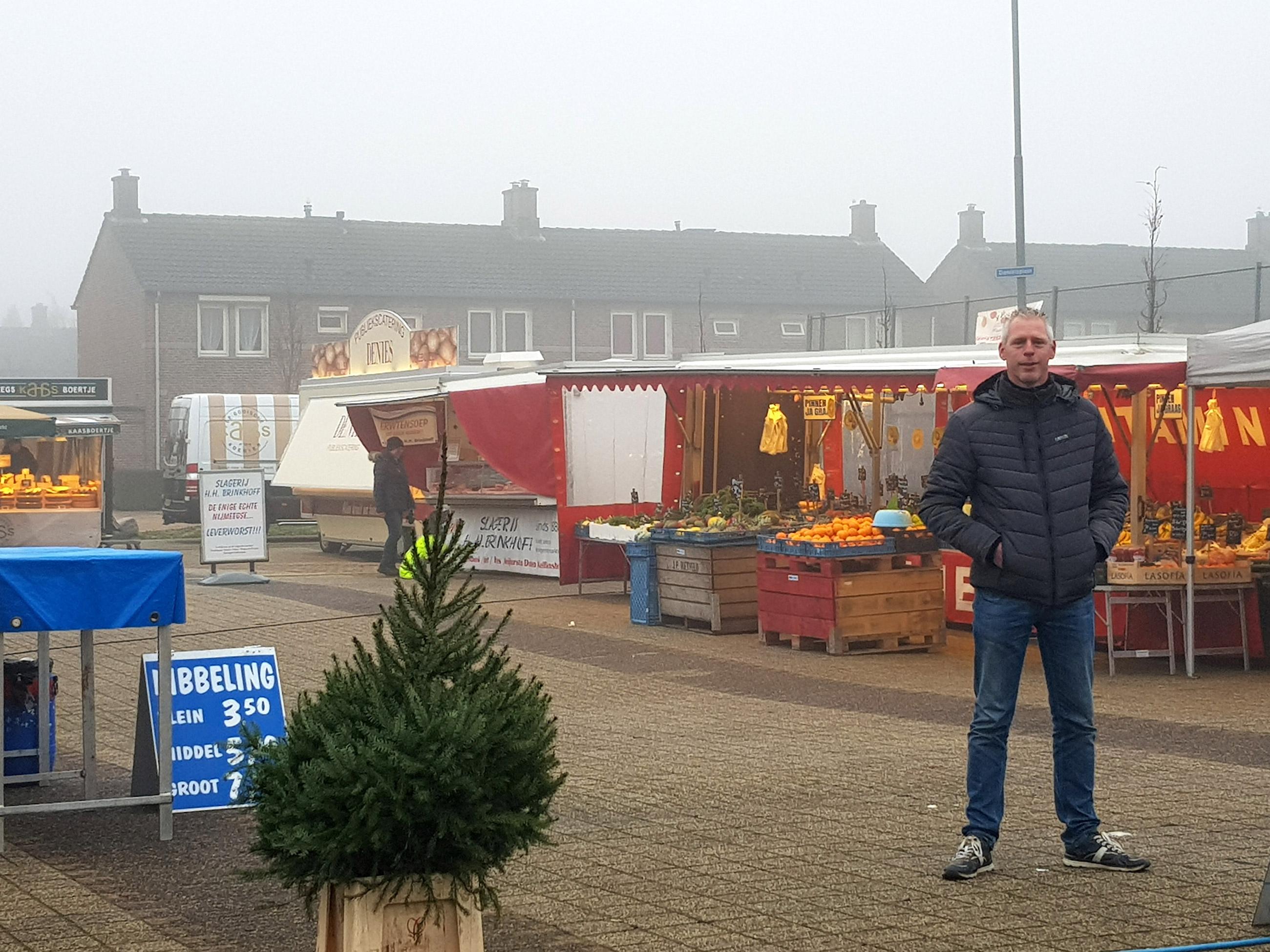 Markt Heseveld: Lust jij een plakje worst?