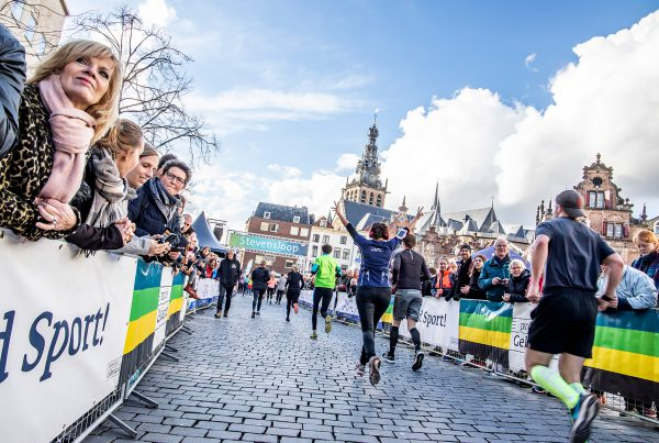 Volledig nieuw parcours halve marathon Alfa Laval Stevensloop