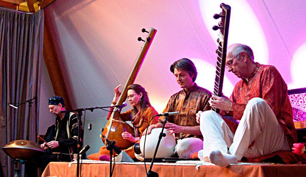 Wereldmuziek van Jugalbandi in Sarvata