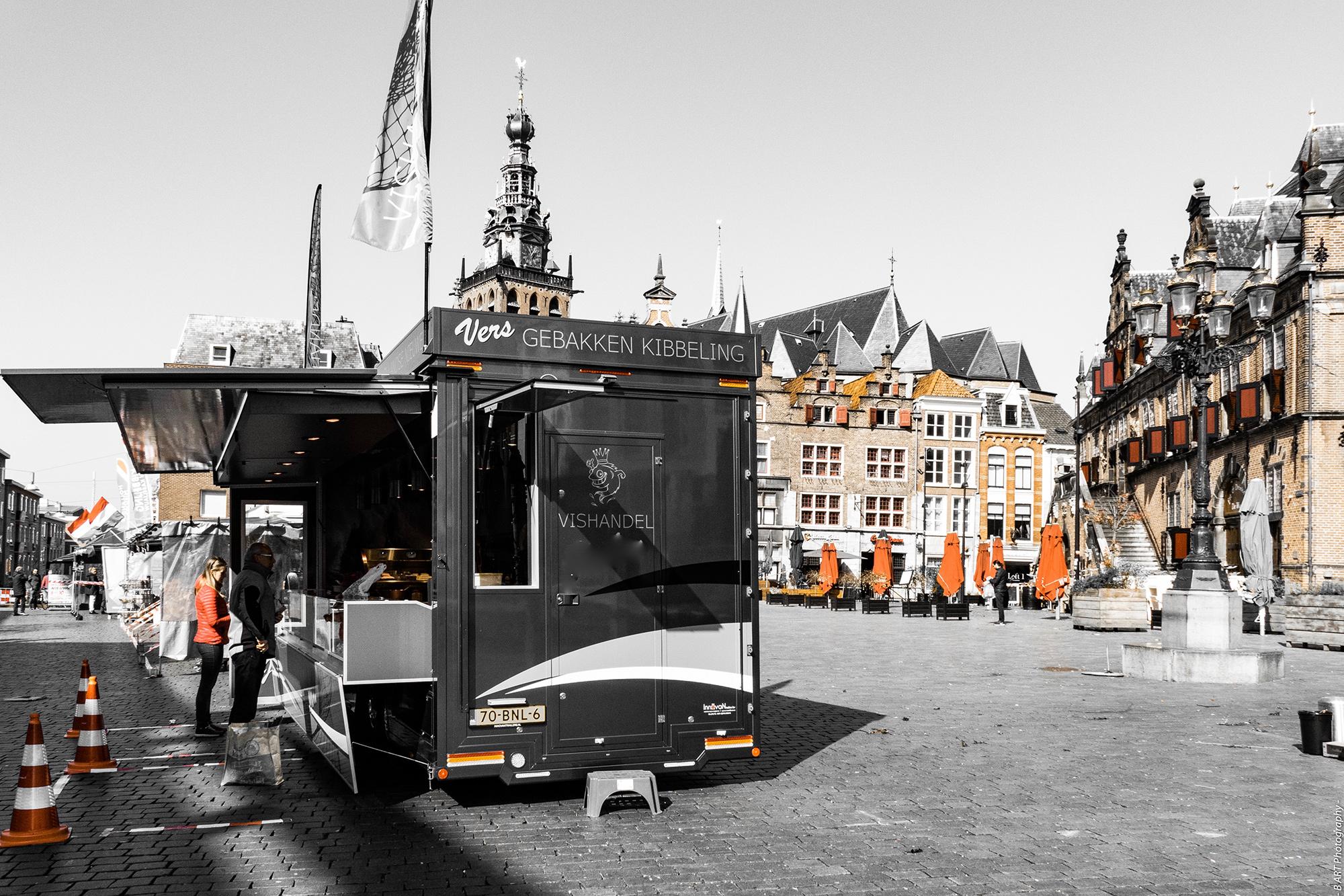 'Het is goed toeven in het centrum van Nijmegen, ook nu!'