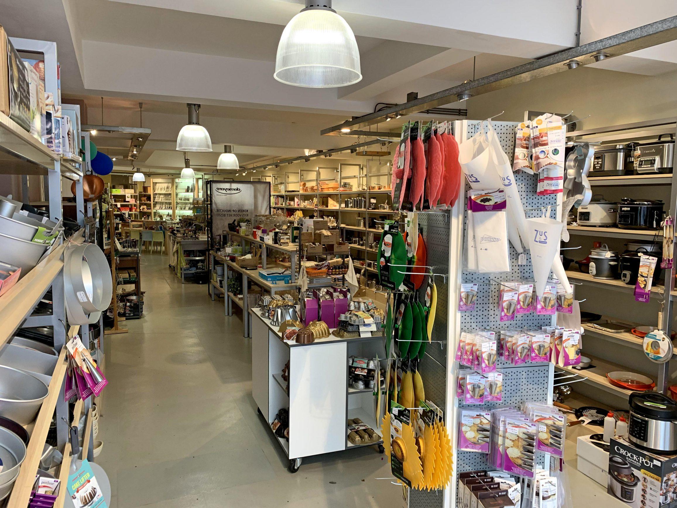 Cookinglife vernieuwd winkel Nijmegen