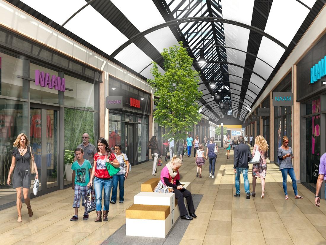 De opknapbeurt van Winkelcentrum Dukenburg gaat door ondanks flink hogere kosten