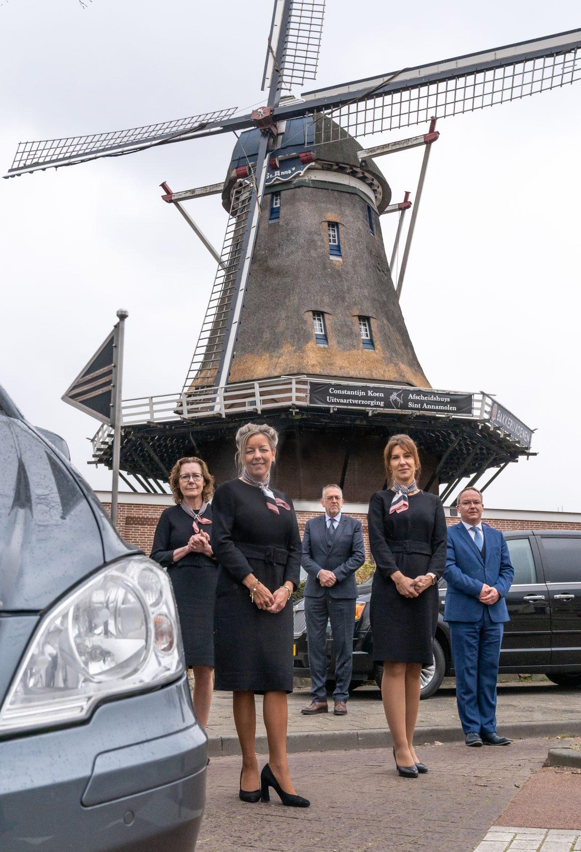 De persoonlijke benadering van Constantijn Koen Uitvaartverzorging & Afscheidshuys  Sint Annamolen Nijmegen