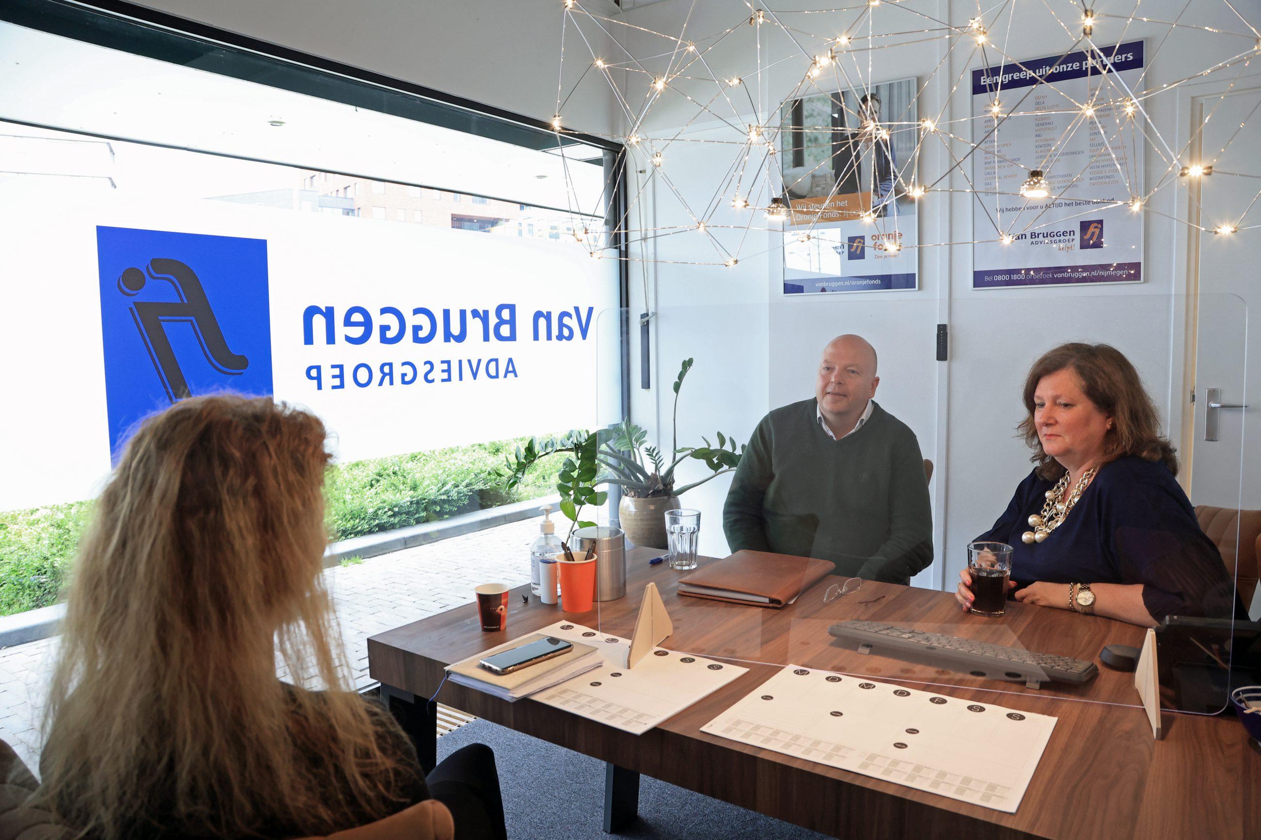 Van Bruggen Adviesgroep kijkt terug op het eerste jaar in Nijmegen.