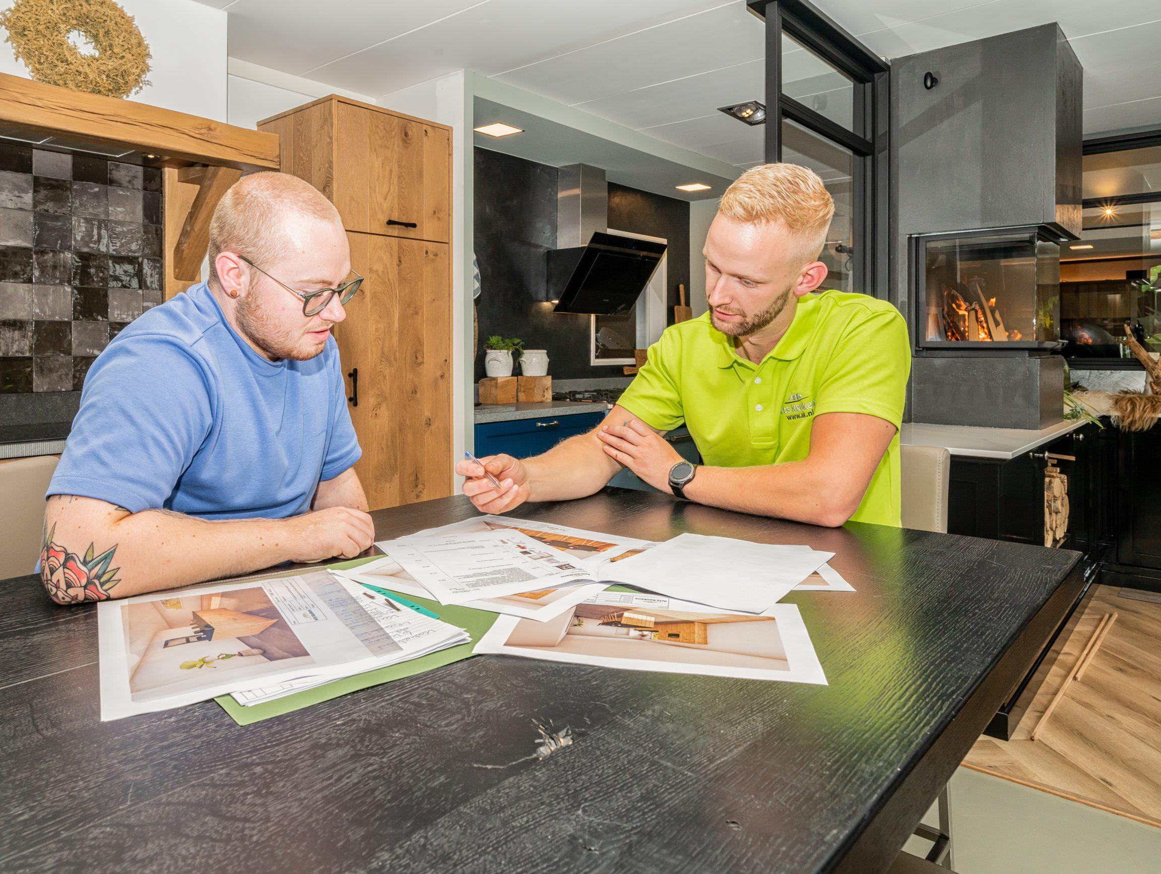 Bij Arts Keukens en Interieurwerken worden creatieve ontwerpen realiteit